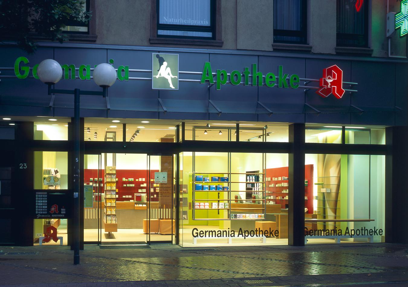 Germania Apotheke Essen