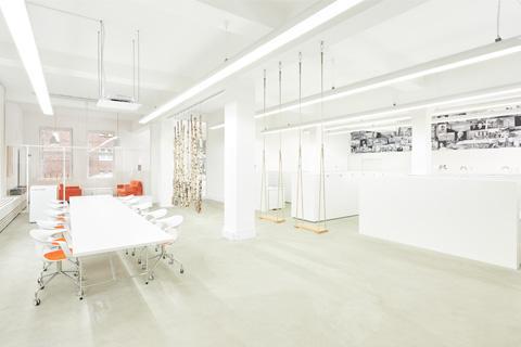 Büroeinrichtungen | Architekturbüro Essen