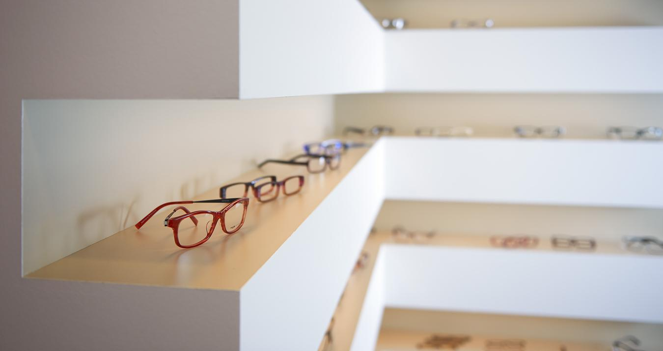 Ladeneinrichtungen | Optiker